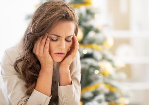 女性 不妊 ストレス うつむき